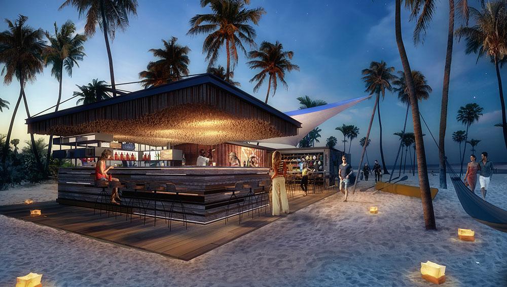 Zuri Zanzibar Beach Bar