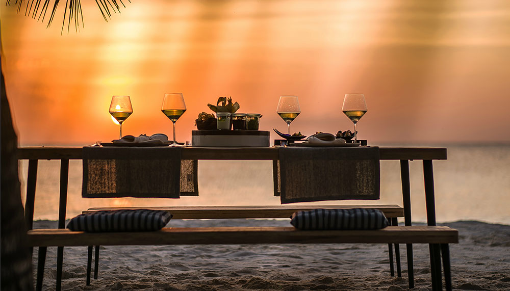Zuri Zanzibar Beach Dinner