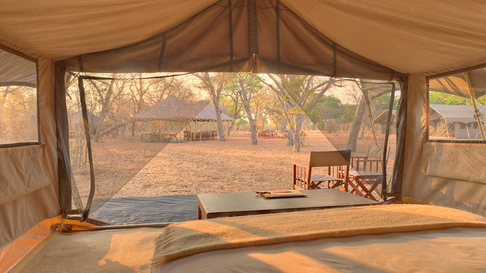 Chobe Safari Tent