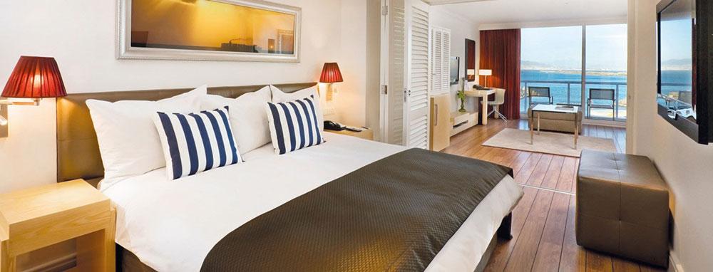 Radisson Blu Cape Town suite