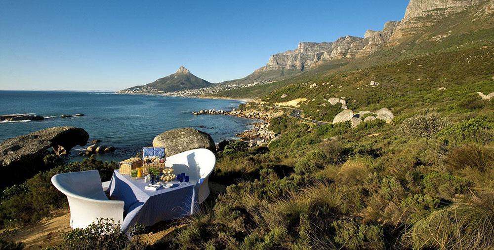 twelve apostles hotel picnic