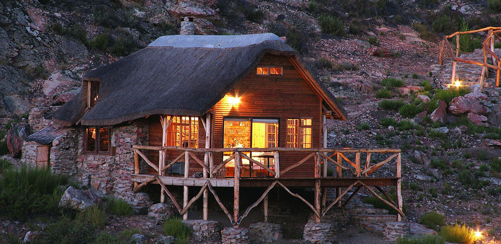 Aquila Private Game Reserve Premier Chalet