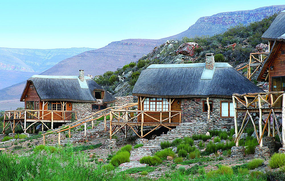 Aquila Private Game Reserve Chalets