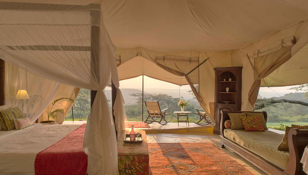 Cottars Standard Canvas Tent