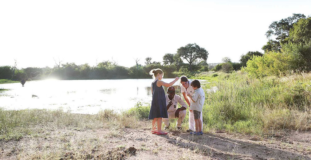 Londolozi Kids Safari