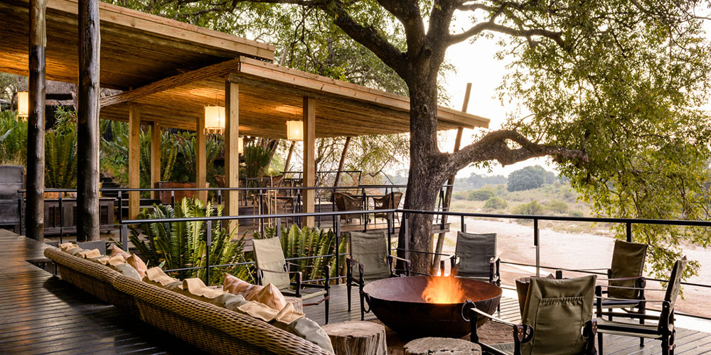 Singita Ebony Restaurant