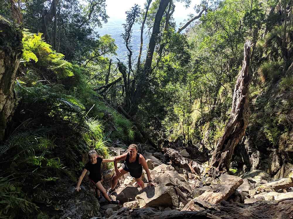 Skeleton Gorge Table Mountain